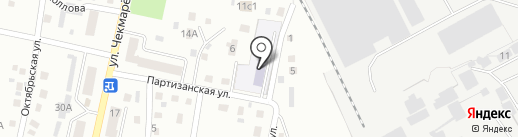 Детский сад №34 на карте Ленинска-Кузнецкого