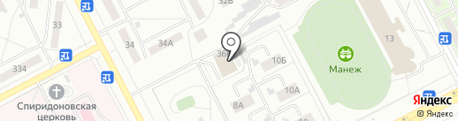 Керхер на карте Кемерово