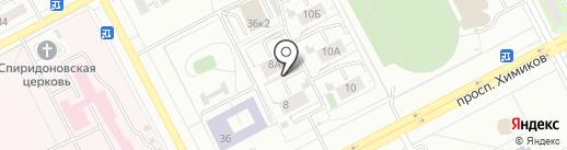 Авторская студия татуажа Григорян Елены на карте Кемерово