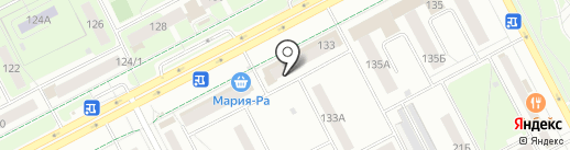 Магазин восточных сладостей на карте Кемерово