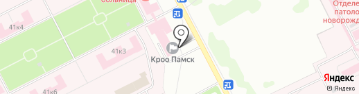Эксперт на карте Кемерово