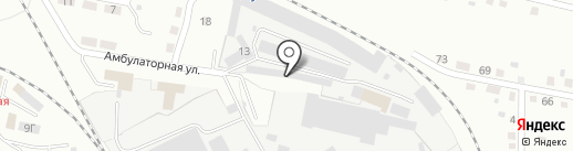 Сибэнергоресурс на карте Ленинска-Кузнецкого