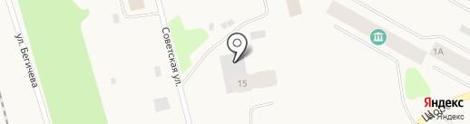 ГТРК Норильск на карте Дудинки
