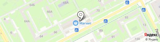 Домостиль на карте Кемерово