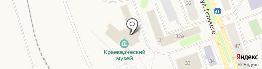 Таймырский краеведческий музей на карте Дудинки