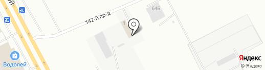 Мастерская автодекорирования на карте Кемерово