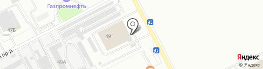 СИБИНПЭКС на карте Кемерово