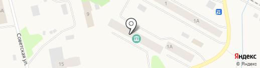 Администрация г. Дудинки на карте Дудинки