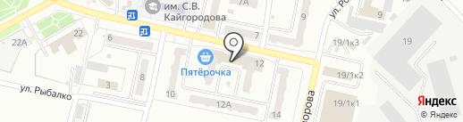 Подшипник на карте Ленинска-Кузнецкого