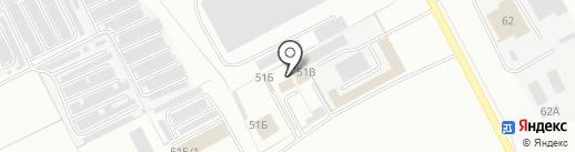 Дизель42 на карте Кемерово