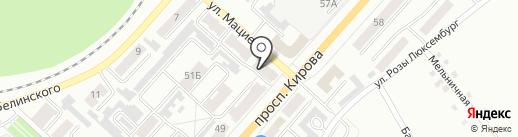 Oriflame на карте Ленинска-Кузнецкого
