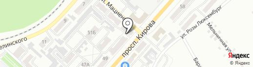 Ренессанс на карте Ленинска-Кузнецкого