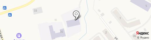 Морозко на карте Дудинки