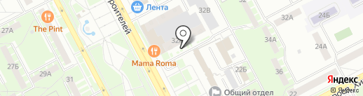 Kemon на карте Кемерово