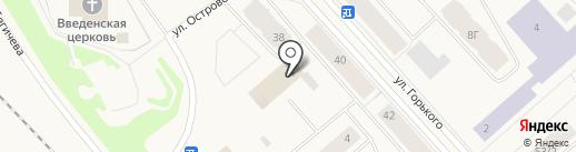 Maxавто на карте Дудинки