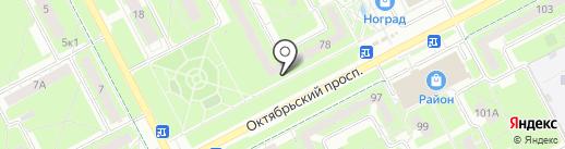 Интеллектуальный клуб на карте Кемерово