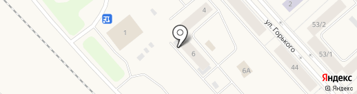 Росбанк, ПАО на карте Дудинки