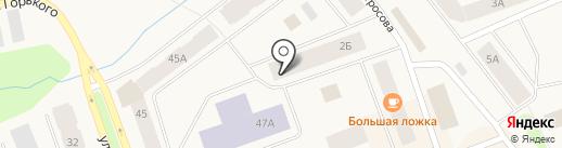 Ювелирная мастерская на карте Дудинки