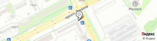 Банкомат, Совкомбанк, ПАО на карте Кемерово