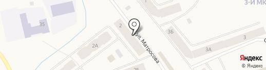 Стоматологический кабинет на карте Дудинки