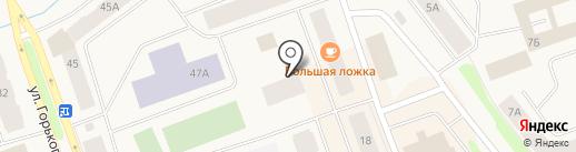 Оргтехника на карте Дудинки