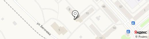 Артком на карте Дудинки