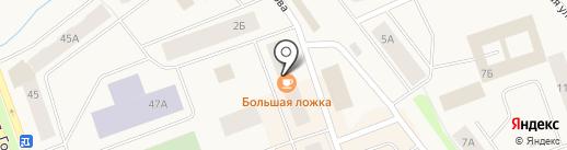 Билетные кассы на карте Дудинки