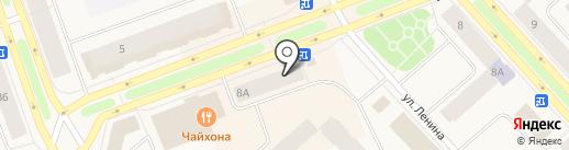 Совкомбанк на карте Дудинки