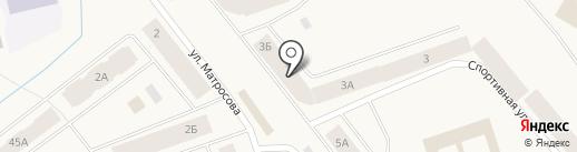 Таймырка на карте Дудинки