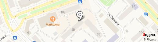 Главный займ на карте Дудинки