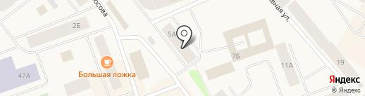 Стома-Люкс на карте Дудинки
