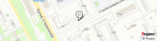 Вера на карте Кемерово