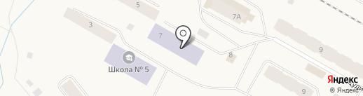 Дудинский детский дом на карте Дудинки