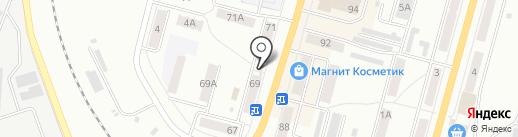 Магазин на карте Ленинска-Кузнецкого