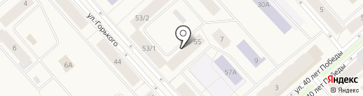 Ювелирсервис на карте Дудинки