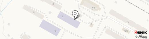Юниор на карте Дудинки