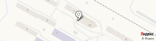 Управление развития инфраструктуры на карте Дудинки