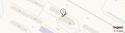 Управление транспорта, информатизации и связи на карте Дудинки