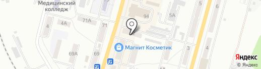 Кузбасс-ТехБыт-Сервис на карте Ленинска-Кузнецкого