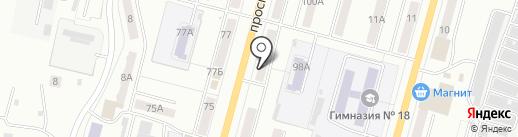 SteLlo-tour на карте Ленинска-Кузнецкого