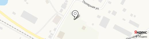 Автомобильная школа на карте Дудинки