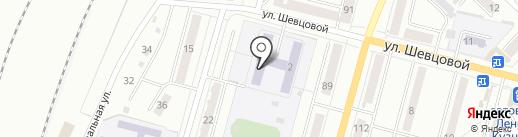 Титан на карте Ленинска-Кузнецкого