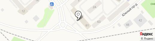 ОВД полиции г. Дудинки на карте Дудинки
