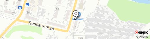 KuzParts.ru на карте Ленинска-Кузнецкого