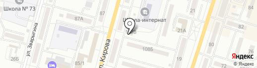 A capella на карте Ленинска-Кузнецкого
