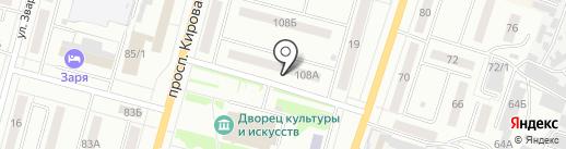 КОНСУЛЬТАНТ-БИЗНЕС-СЕРВИС на карте Ленинска-Кузнецкого