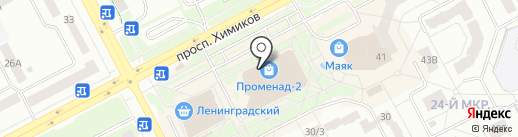 BOGUS-DISIGN на карте Кемерово