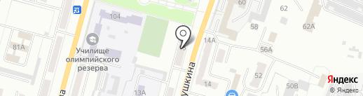 Estel на карте Ленинска-Кузнецкого