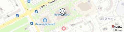 Ingrosso на карте Кемерово