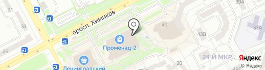 Still man на карте Кемерово